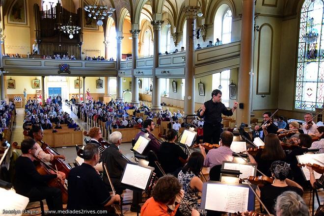 Orchestre Symphonique de Lévis - Pages Immortelles